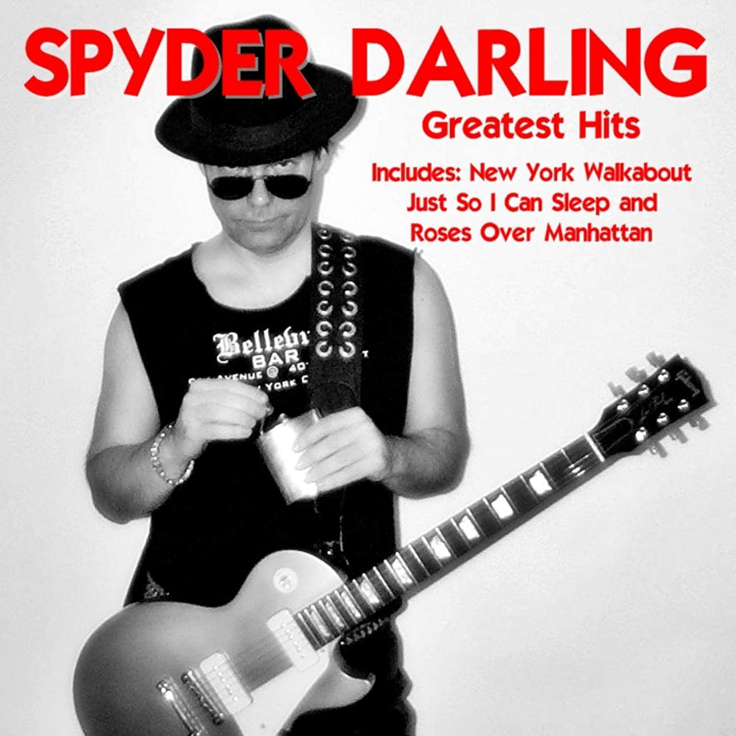 Spyder Darling - Greatest Hits cover