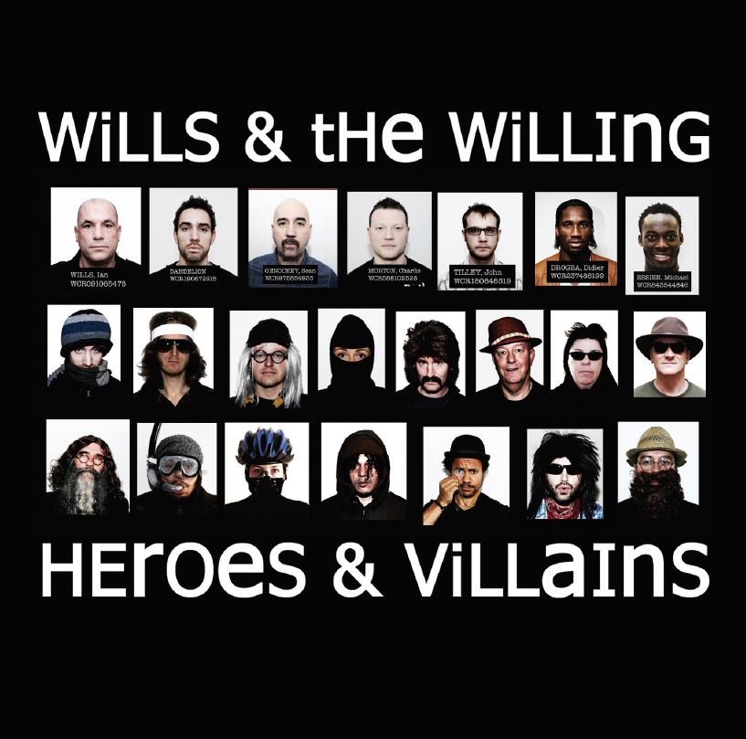 Wills & The Willing Cover