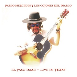 Pablo Mercedes - Live Album Cover