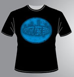 Electric Cake Salad Tee